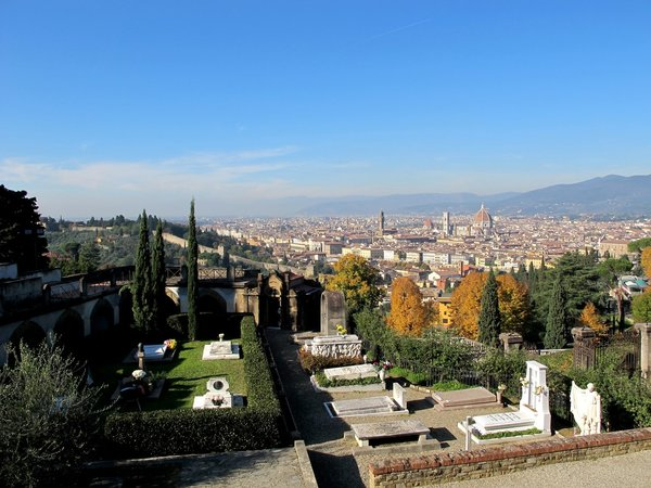 Italian Florence: Short Travel Guide To Florence