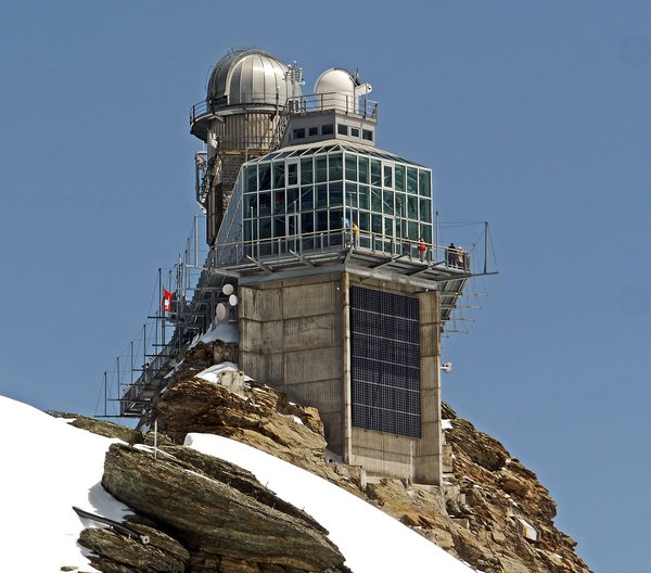 Jungfrau Sphinx Observatory