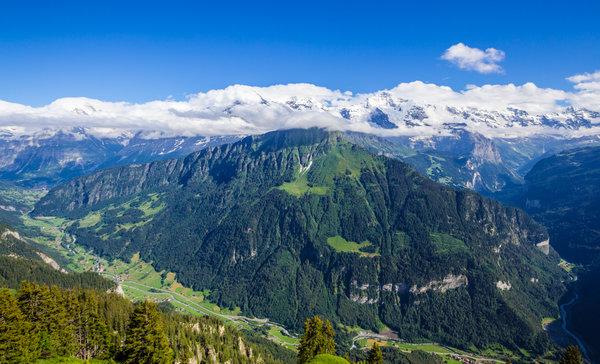 Jungfrau, Mönch and Eiger