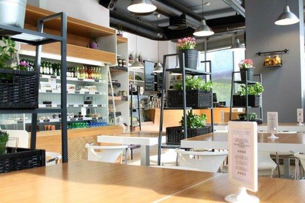 Green Deli Café