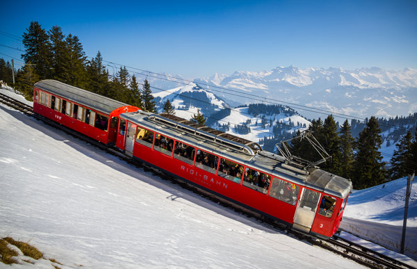 swiss train picture