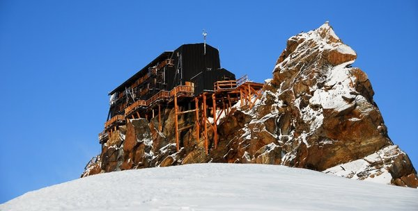 Capanna Margherita - Margherita Hut