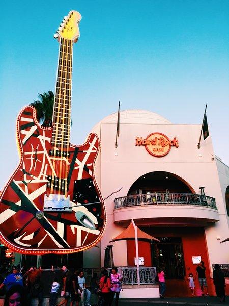 CityWalk Hard Rock Cafe