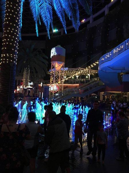 Universal Studio's CityWalk
