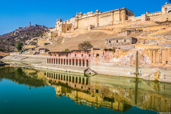 Amer Fort Photo Credit By Kuldeepsingh Mahawar