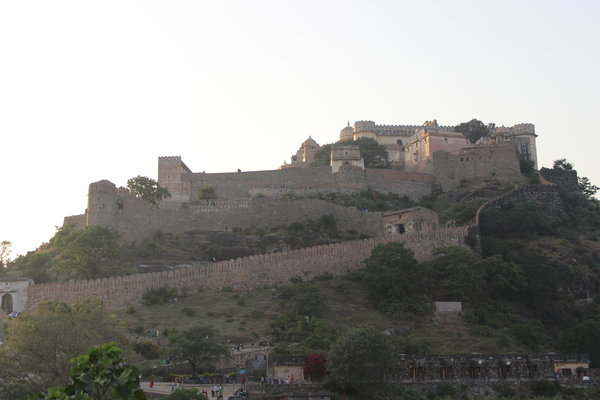 Kumbhalgarh Fort Photo Credit By Rakesh