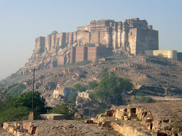 Mehrangarh Fort Photo Credit By Knowledge Seeker