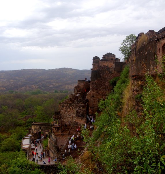 Ranthambore Fort Photo Credit By Manojmeena