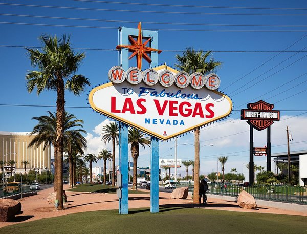 Welcome to Las Vegas Sign Photo credits: https://en.wikipedia.org/wiki/Welcome_to_Fabulous_Las_Vegas_sign