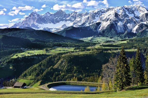Wildhorn panorama