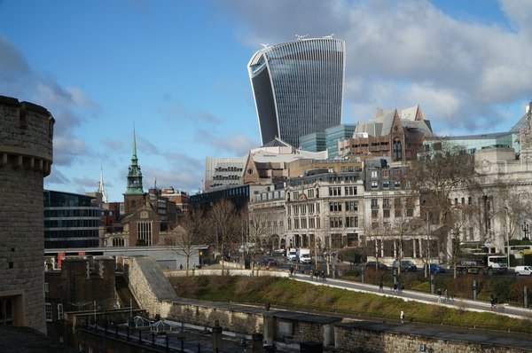 Walkie-Talkie from the Tower of London. Credit to awsloley