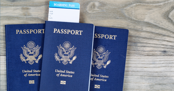 50 Shades of Passports