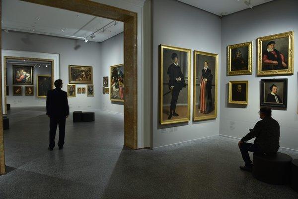 Top 5 museums in bergamo for Galleria carrara bergamo