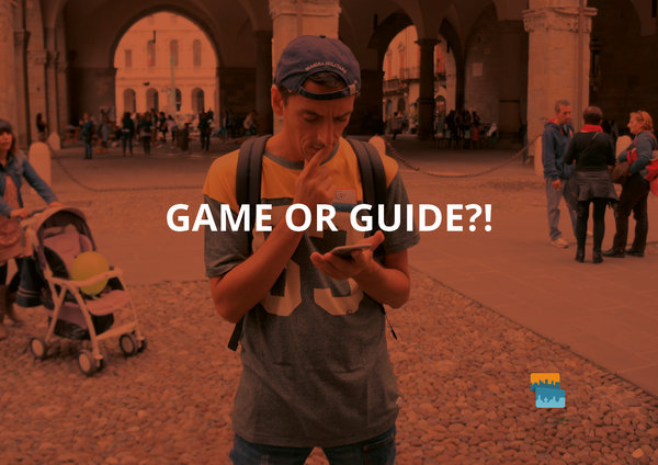 Bergamo Quest: game or guide?