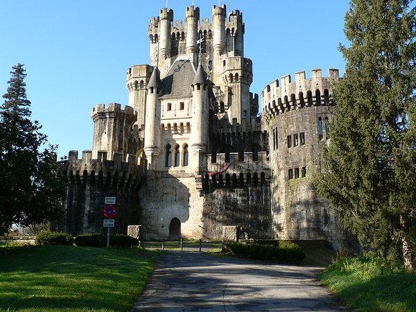 Butrón Castles, Vizcaya