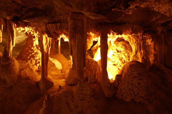 Cango Caves, South Africa. (Photo Credit: Rakesh Nagda)