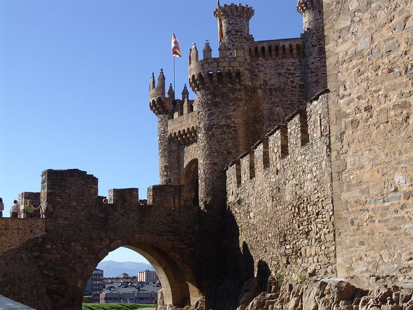 Castle of the Knights Templars, Ponferrada