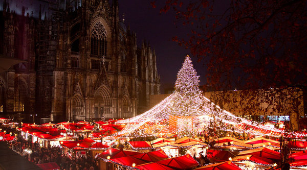 the top 5 christmas markets in europe