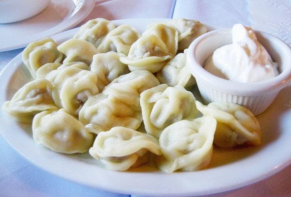 Top 10 Foods of Russia