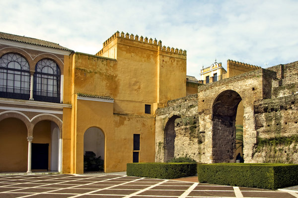 The Patio de la Monteria