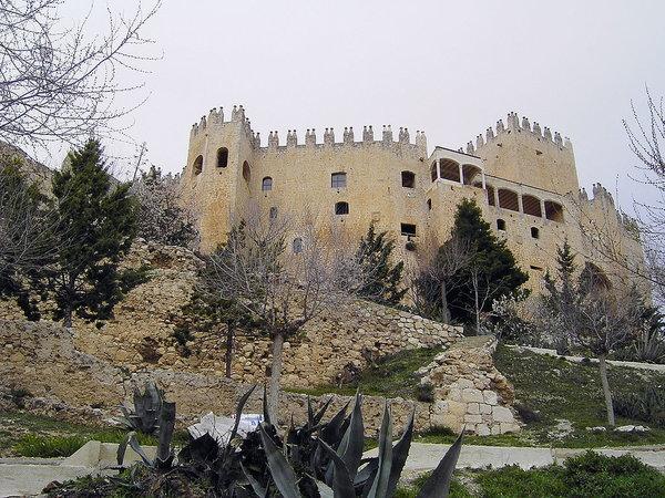 Vélez-Blanco Castle, Almería