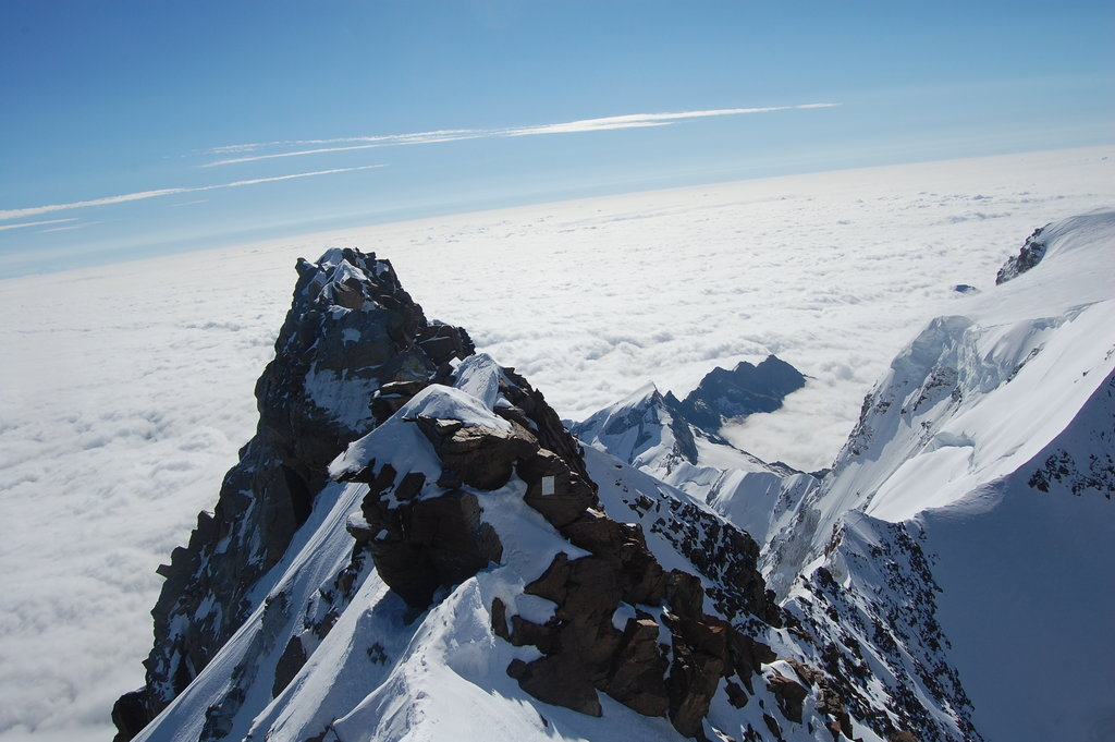 Photo №1 of Dufourspitze (Monte Rosa)
